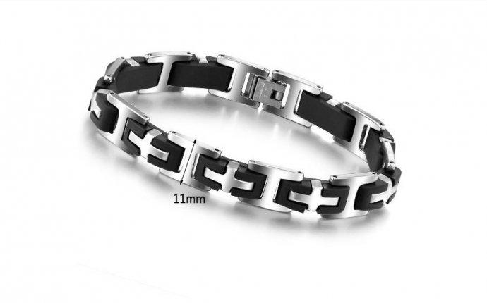 Браслет Мужской браслеты ювелирные изделия из стали: продажа, цена