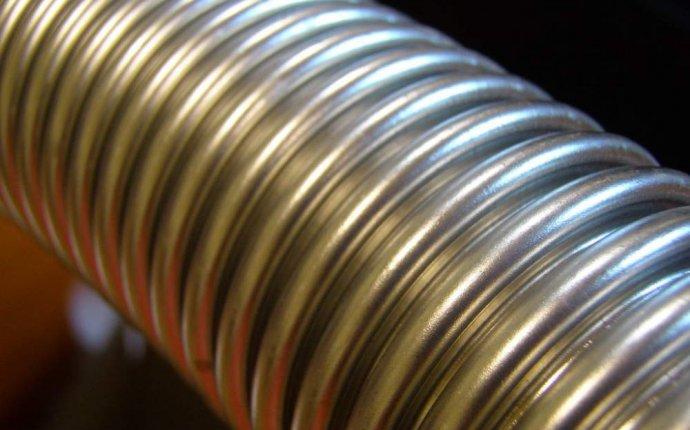 Гофротруба. гофрированная труба из нержавеющей стали по договорной