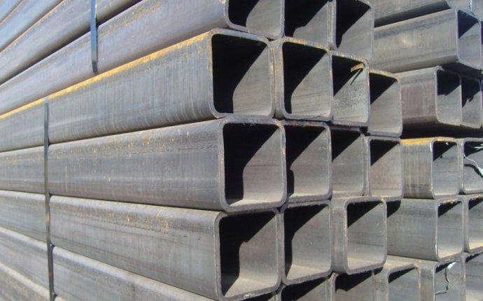 ГОСТ 8645-68 - Трубы стальные прямоугольные сортамент – ЧТПЗ