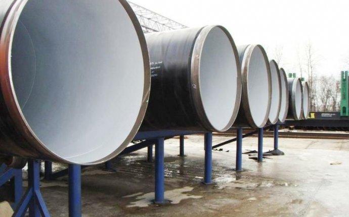 Изоляция стальных трубопроводов