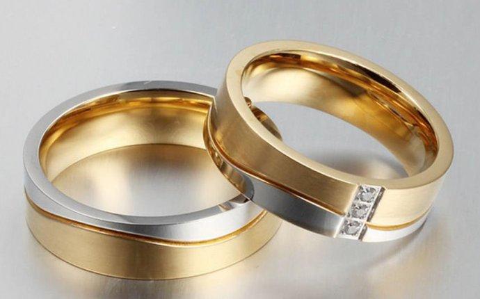 Кольца обручальные из стали парные ОК-19 / Парные кольца из стали