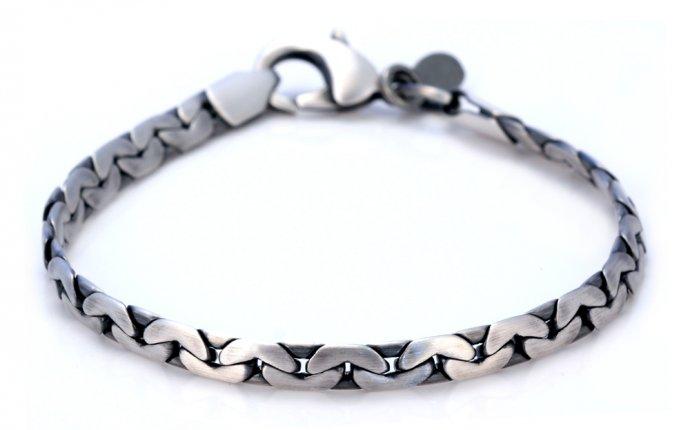 Купить мужские браслеты из стали. Мужские стальные браслеты на