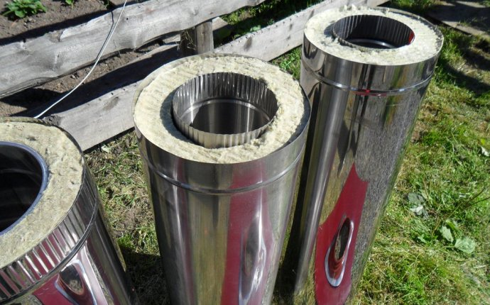 Нержавеющая труба для дымохода: эксплуатация изделий из стали