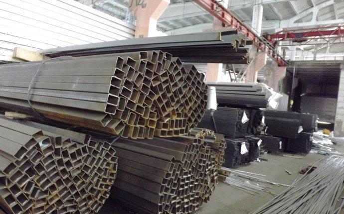 Профильная труба стальная в Екатеринбурге и УрФО. Труба профильная