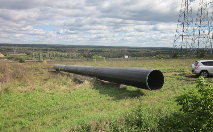 Прокладка стальных труб методом горизонтального бурения - Грундорам