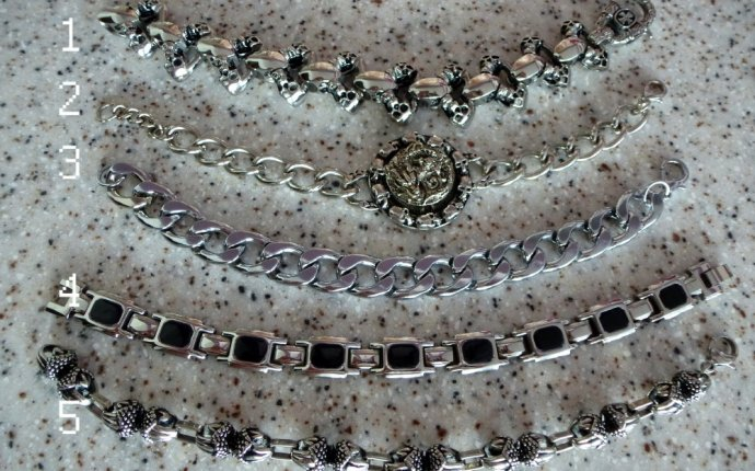 Стальные браслеты и кольца (рокерские) личная коллекция фото, Цена