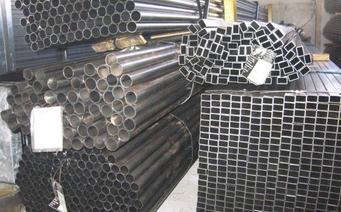 Труба мебельная тонкостенная стальная электросварная 22 мм и труба
