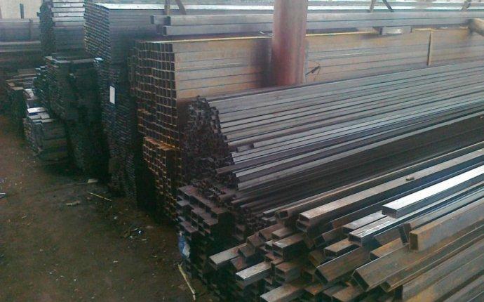 Труба стальная электросварная прямошовная квадратная ГОСТ 8639-82