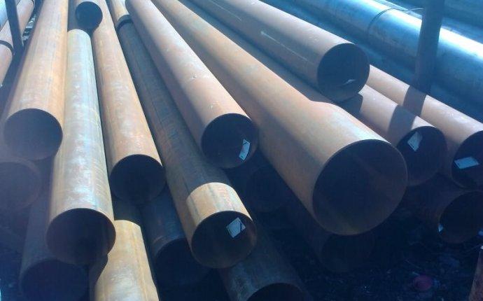 Трубы стальные электросварные прямошовные, труба бесшовная
