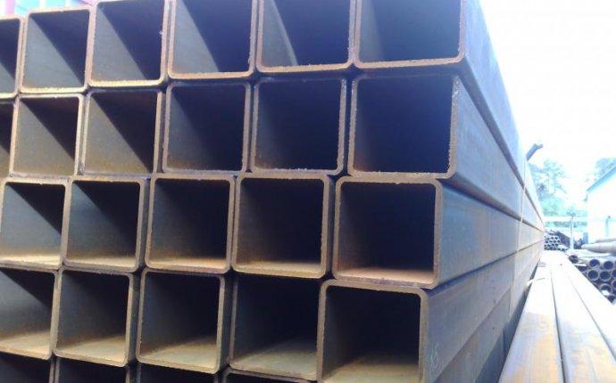 Трубы стальные квадратные в России. Купить трубы стальные