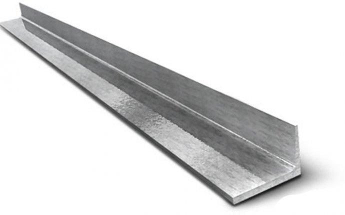 Уголок стальной, уголок строительный металлический, равнополочный